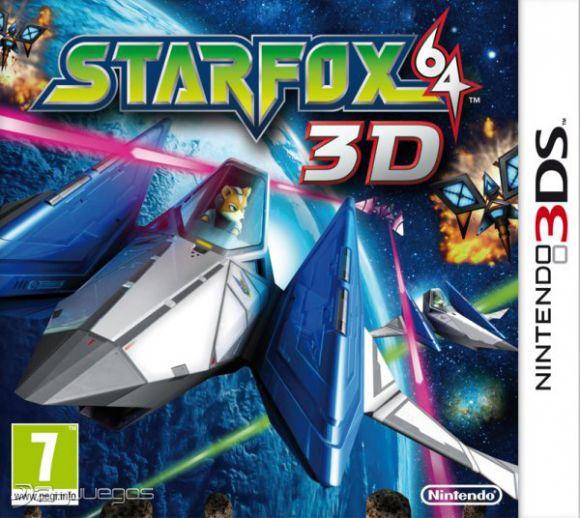 StarFox 64 3D Para 3DS