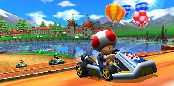 La Nintendo 3ds Xl Con Mario Kart 7 Preinstalado Llegara A Estados