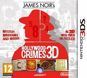 Carátula de James Noir's Hollywood Crimes - 3DS