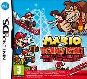 Carátula de Mario vs. Donkey Kong: ¡Minilandia! - DS