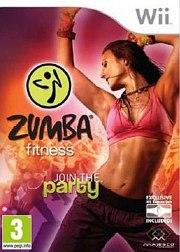 Carátula de Zumba Fitness - Wii
