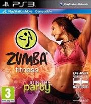 Carátula de Zumba Fitness - PS3
