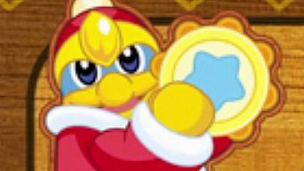 Video Kirby: Triple Deluxe, Dedede's Drum Dash Z