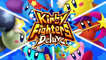 Video Kirby: Triple Deluxe, Kirby Fighters Deluxe (DLC)