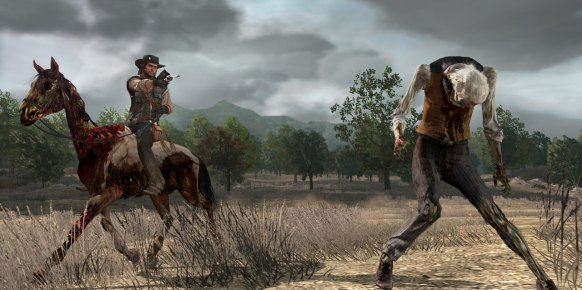 RDR Undead Nightmare