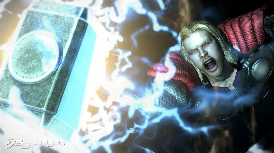 Thor God of Thunder - An�lisis