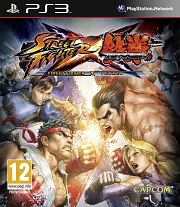 Carátula de Street Fighter X Tekken - PS3