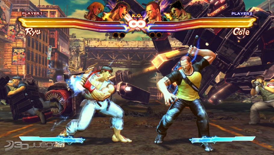 Street Fighter X Tekken - Entrevista: Yoshinori Ono