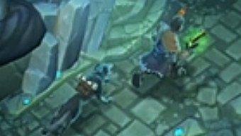 Video Torchlight II, Gameplay: En las Catacumbas