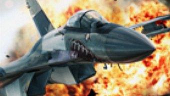 Ace Combat Assault Horizon: Impresiones Level Up