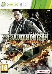 Carátula de Ace Combat: Assault Horizon - Xbox 360