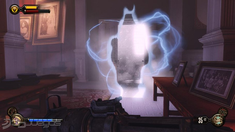 BioShock Infinite - An�lisis