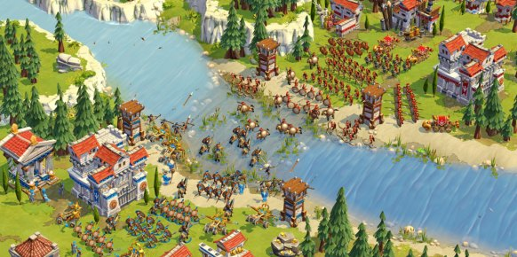 Age of Empires Online: Impresiones jugables Beta