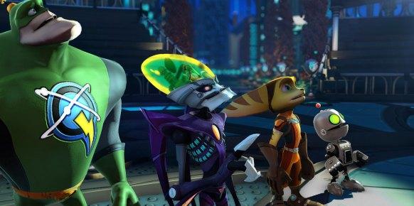 Ratchet & Clank Todos para Uno: Ratchet & Clank Todos para Uno: Impresiones jugables