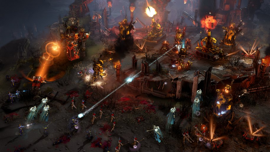 Warhammer 40K Dawn of War 3