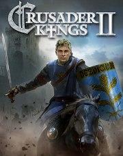 Carátula de Crusader Kings II - Linux
