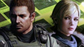 Resident Evil 6: Impresiones Captivate 2011