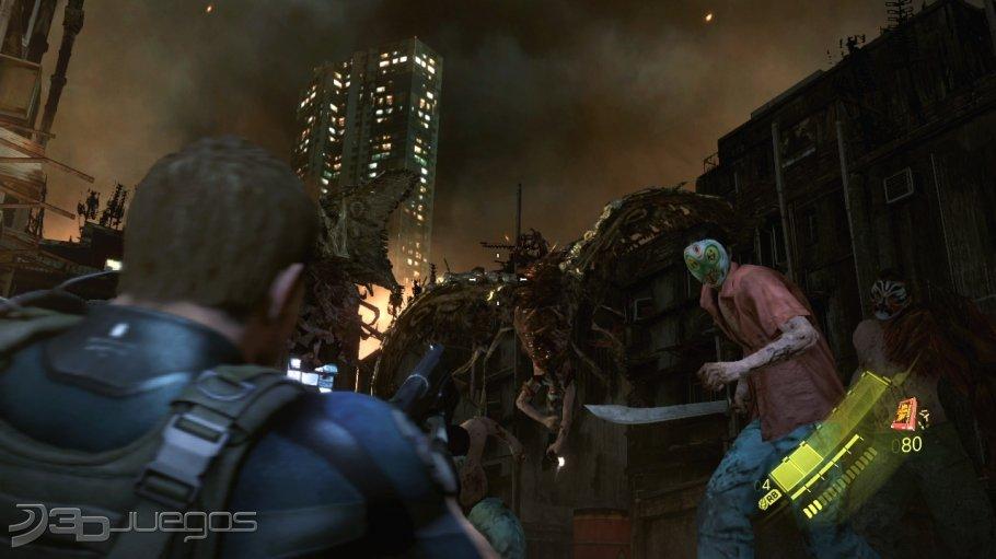 Resident Evil 6 - Impresiones jugable E3 2012
