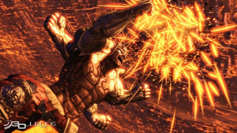 Asura's Wrath - Impresiones Captivate 2011