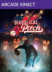 Carátula de Diabolical Pitch - Xbox 360