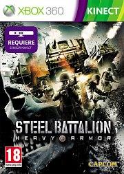 Carátula de Steel Battalion: Heavy Armor - Xbox 360