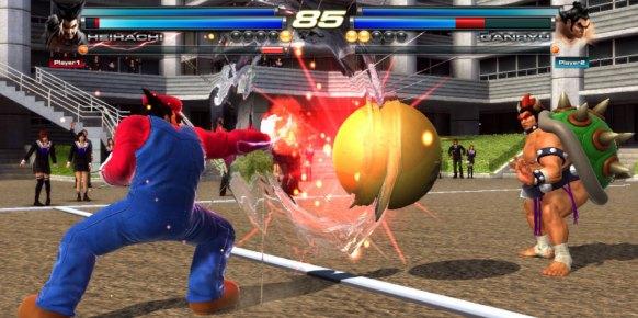Tekken Tag Tournament 2 Wii U