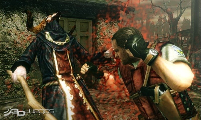 Resident Evil Mercenaries 3D - An�lisis