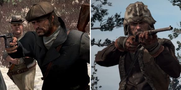 Red Dead Redemption: Hunting and Trading Outfits Pack
