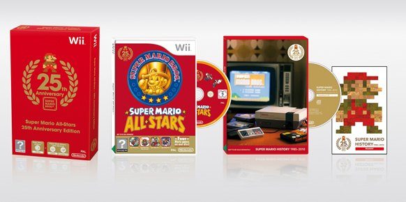 Super Mario All-Stars an�lisis