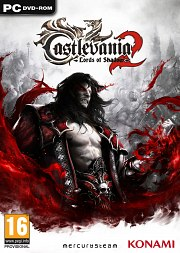 Carátula de Castlevania: Lords of Shadow II - PC