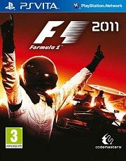Carátula de F1 2011 - Vita