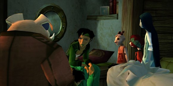 Beyond Good & Evil HD an�lisis