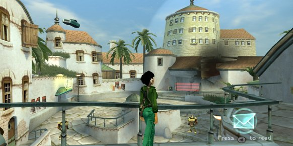 Beyond Good & Evil HD: Primer contacto