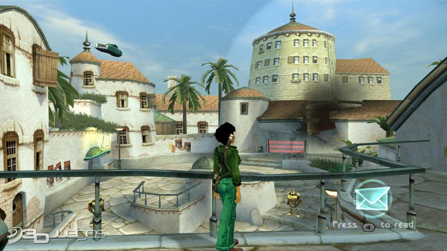 Beyond Good & Evil HD - Primer contacto