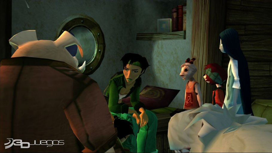 Beyond Good & Evil HD - An�lisis