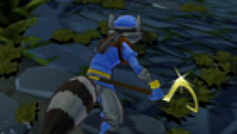 Video Sly Cooper: Ladrones en el Tiempo, Gameplay: Estilo Oriental