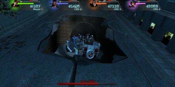 Ghostbusters Sanctum of Slime Xbox 360