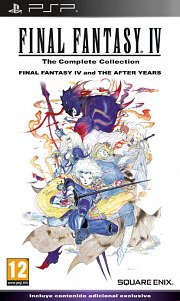Final Fantasy IV: Complete Collection PSP