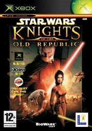 Knights of the Old Republic XBOX