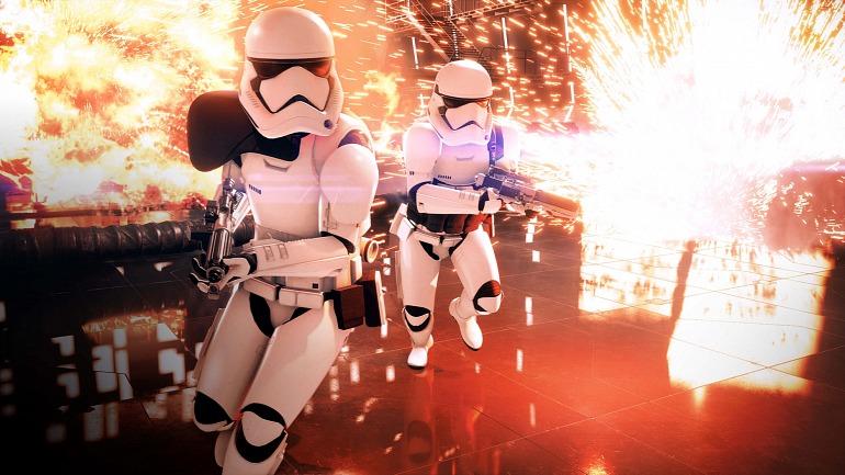 Star Wars: Battlefront 2, el próximo videojuego de la saga.