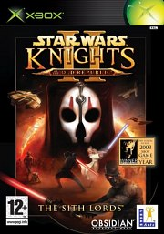 Carátula de Knights of the Old Republic II - XBOX