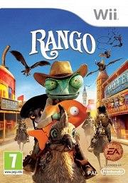 Carátula de Rango: El Videojuego - Wii