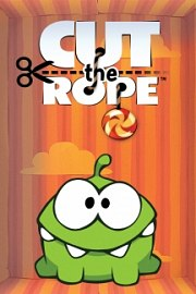 Carátula de Cut the Rope - DS
