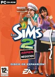 Carátula de Los Sims 2: Abren Negocios - PC