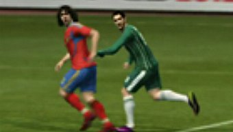PES 2012, Gameplay: España vs Brasil