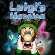 Carátula de Luigi's Mansion - 3DS