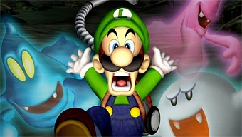¡Original vs Remake! Nueva comparativa de Luigi's Mansion