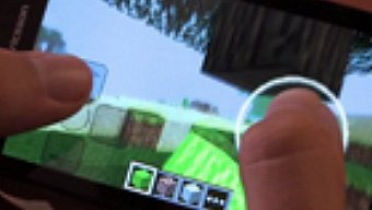 Video Minecraft: Pocket Edition, Trailer oficial