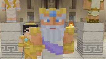 Minecraft, Pack de Mitolog�a Griega