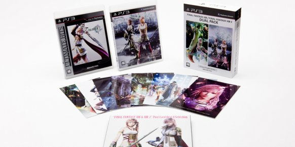 Final Fantasy XIII Dual Pack